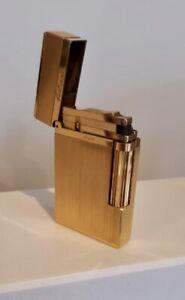 Dupont Gold Plated Lighter