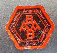 Siegelmarke Vignette BANK DER ARBEITER-ANGESTELLTEN UND BEAMTEN A. G. (8139-3)