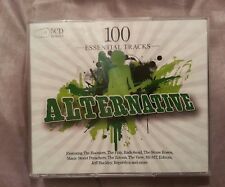 Alternative: 100 Essential Tracks - 5 CD compilation incl. Radiohead, Supergrass