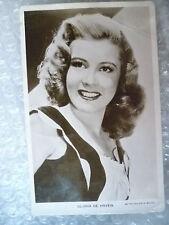 Postcard- GLORIA DEHAVEN, American actres