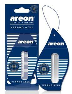 Areon Liquid 5ml Verano Azul Car Freshener