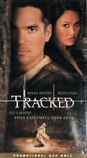 Tracked (VHS, 1998)RARE PROMO TAPE-BRAND NEW-SHIPS SAME BUSINESS DAY