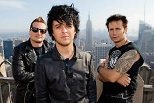 GREEN DAY A4 260GSM POSTER PRINT