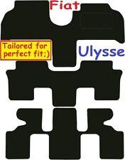Qualità Deluxe Tappetini per FIAT ULYSSE 03-06 ** su misura per Perfect Fit;) **