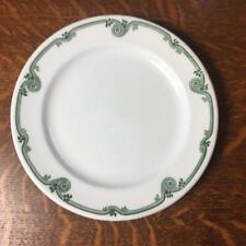 "Vintage THE EXCHANGE BUFFET New York 7"" Plate Shenango China Restaurant Ware"