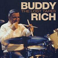 Buddy Rich - The Lost Tapes [New Vinyl LP] 180 Gram