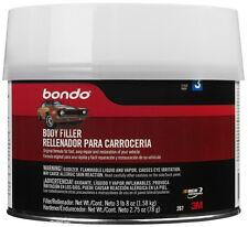 Bondo Lightweight Auto Body Filler Putty 1/2 Gallon Can Car Truck Restoration