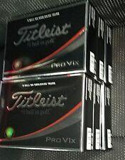 6 Dozen Titleist pro v1X  golf balls new in box