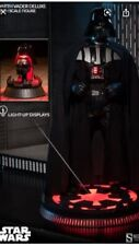 "DARTH VADER DELUXE 1/6 Figure SIDESHOW Star Wars 12"" ROTJ 2013"