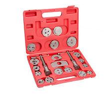 Bremskolbenrücksteller Bremsenkolben Rücksteller Werkzeug Satz Set (21tlg-ham)