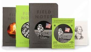 Field Notes 2020 Quarterly Edition - Vignette - Set of 3 Graph Memo Books