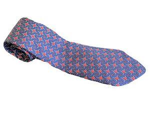 Authentic Vintage HERMES Tie 100% Silk