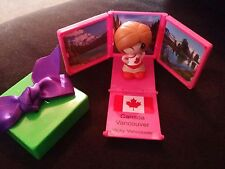 GIFT EMS SERIES 1 ULTRA RARE Vicky Vancouver Canada ** Pink Box w/ Stripes