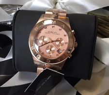 Marc Jacobs Blade Chronograph Watch Rosegold-tone 40mm