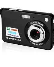 GordVE 2.7 Inch Digital Camera, HD Camera for Backpacking, Mini Digital Camera