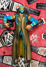 WWE Mattel Elite Series 15 Sin Cara w Robe Wrestling Figure wwf Blue Gold