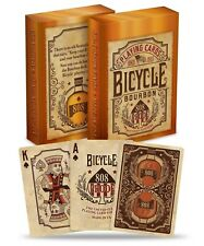 POKER CARDS - BOURBON DECK - Bicycle 023952 - Poker, Skat - NEU