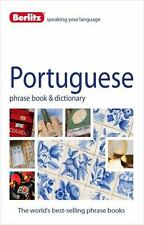 Portuguese - Phrase Book and Dictionary (2012, Paperback)