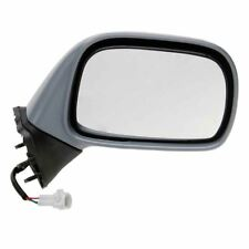 Vauxhall Agila 2000-6/2008 Electric Wing Door Mirror Primed Cover Drivers Side