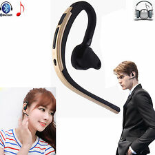 A2DP Bluetooth Headset Wireless Stereo Earphone Earpiece For iPhone 7 Plus 6 6S