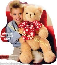Bear Holiday Huggable Bear Cute Big Soft & Cuddly 22 in