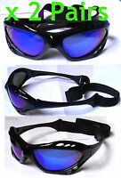 POLARIZED CORAL Sunglasses/Goggles Fishing Boating Water Kite Surfing Jetski