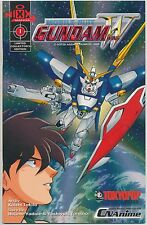 MOBILE SUIT GUNDAM WING COMIC #1 ANIME EXPO LE