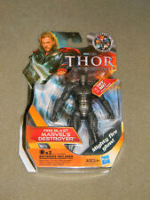 Hasbro Marvel Thor Movie Destroyer Variant Figure HTF NEW