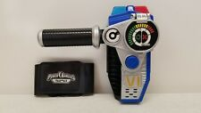 Power Rangers SPD Omega Throttle Morpher megazord communicator Bandai 2005