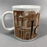 Starbucks Jordan City Mug Collector Series Made By Rastal 16 Fluid Oz