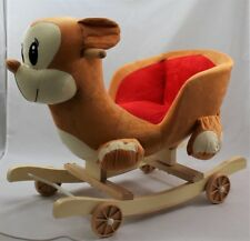 Kids Childrens Mouse Animal Rocker Rocking Toddler Infant Baby Toy Gift