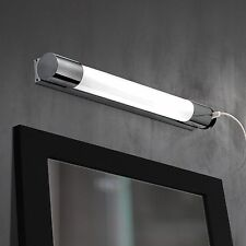 WOFI LED Applique murale Fey 1-FLG CHROME Bain tube avec prise de courant 7