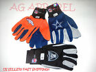 NFL Sport Utility Work Gloves New W/Tags Pick Your Team!!