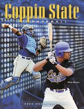 Coppin State Eagles--2004 Baseball Media Guide
