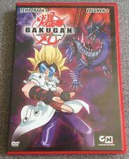 BAKUGAN TEMPORADA 1 VOLUMEN 2 - 1 DVD PAL 2 - 3 CAPS - 63 MIN - BUEN ESTADO