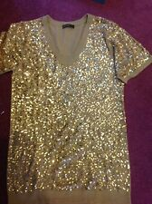 Ladies top/tuinc Supertrash size L