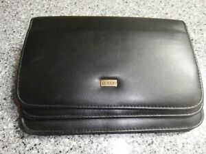 Buxton Black Clutch