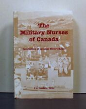 Military Nurses of Canada, Recollections, Volume I.