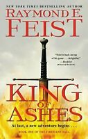 King of Ashes: Book One of The Firemane Saga BRAND NEW PAPERBACK SOFTCOVER