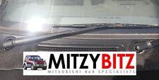 MITSUBISHI PAJERO JUNIOR 1.1 1100CC MINI 0.7 BLACK OSF RH DRIVERS WIPER ARM