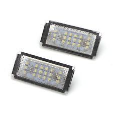 2x Vinstar LED License Plate Lights Lamp For BMW M3 E46 2D 04-06 OEM 51137113590