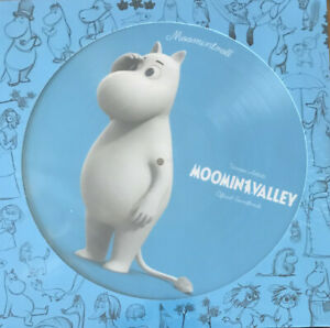 Moomin Valley, Official Soundtrack, Limited Edition Vinyl Picture Disc
