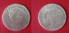 5 lire sardegna 1824