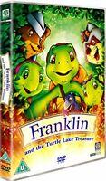 Franklin and The Turtle Lake Treasure [DVD][Region 2]