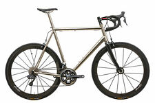 2013 Passoni Top Force Road Bike X-Large Titanium Shimano Di2 11s Lightweight