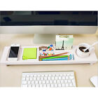 Office Tidy Multifunction Desktop Storage Rack Desk Organizer Holder Shelf (