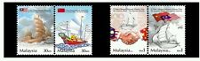 30th Anniversary Malaysia China Diplomatic 2004 Ship Flag Relation (stamp) MNH