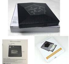 External CD DVD Drive, USB Type-A & Type-C Portable DVD CD RW Drive Windows/Mac