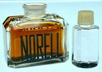 "Norell 1/4 oz Parfum 100% Full 2 3/16"" Tall Vintage & Beautiful Ships Free!"