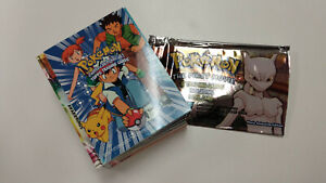 POKEMON THE FIRST MOVIE 72 Card Set - Blue Logo / 1999 Topps